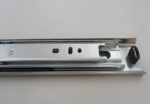 Furniture Fittings Three Sections Ball Bearing Drawer Slide pictures & photos