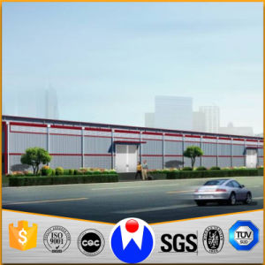 Environment Friendly Steel Structure Steel Factory pictures & photos