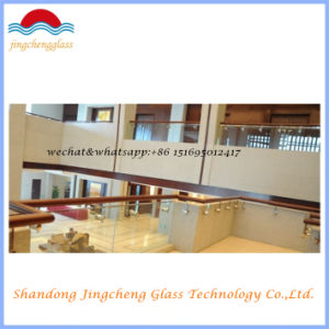 3-19mm Clear/Ultra Clear Flat/Curved Tempered/Toughened Glass with Ce Approved pictures & photos