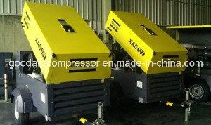 Atlas Copco Portable Screw Air Compressor (XAS137) pictures & photos