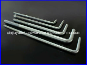L Type /J Type Foundation Bolts pictures & photos