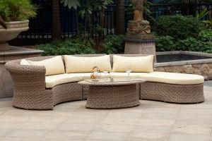 Outdoor Furniture Wicker Patio Sofa (BZ-R020)
