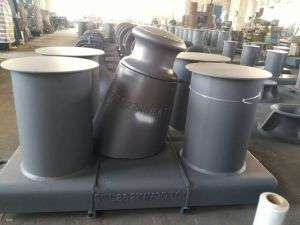Ship Double Bitts Casting Steel Marine Bollard pictures & photos