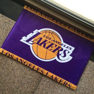 Promotion Giveaways Gifts NBA NFL MLB Mls Sports Teams Brands Fans Baseball Home Plate Basketball Soccer Football Rugby Hockey Welcome Entrance Floor Carpe Rugs pictures & photos