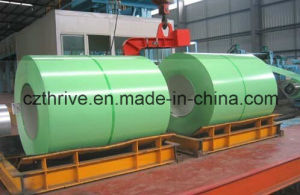 Color Coated Aluminum Coil/ Prepainted Aluminum Sheet pictures & photos