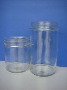 Empty Food Glass Jar/ Storage Glass Bottle/ Glass Container pictures & photos