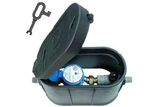 Plastic Water Meter Box pictures & photos