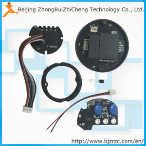 Low Price Diffused with LCD 4~20mA / Different Pressure Transmitter pictures & photos