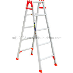 Light Duty Two-Way Aluminum Ladder for Daily Work
