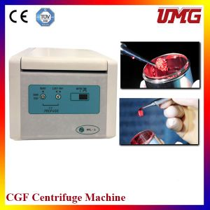 Bench Top Low Speed Prp Kit Centrifuge with 100ml Tubes pictures & photos