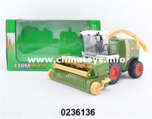 Baby Toy Friction Farmer Truck Car Vehicle Toy (0236136) pictures & photos
