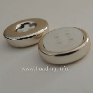 Plastic Sewing Button for Garment B1015 pictures & photos