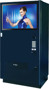 Customized Vending Machine, Vending Machine Design, Development, Researching, Customized Manufacture