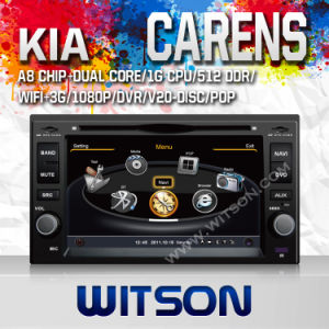 Witson Car Radio GPS for KIA Magentis, Lotze (2005-2010) /Picanto, Morning, Euro Star (2007-2011) /Rio (2005-2011) /Sedona, Carnival (2006-2011) (W2-C023) pictures & photos