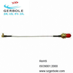 SMA to MMCX RF Connecting Coaxial Cable pictures & photos