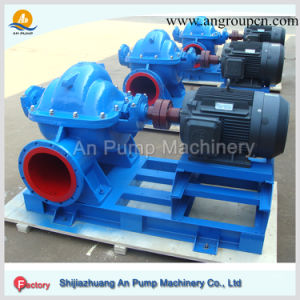 Large Capacity Split Casing Water Pump Double Suction Pump pictures & photos
