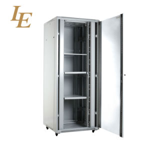 Glass Door 19 Inch Equipment Cabinet pictures & photos