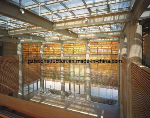 Blue Insulated Glass Curtain Wall, Tempered Glass, Insulated Glass pictures & photos