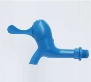 Plastic PVC Water Tap Plastic Bibcock with High Quality pictures & photos