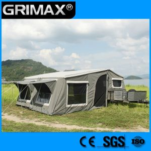 2017 New Rear Fold Popup Trailer Camper (M1)