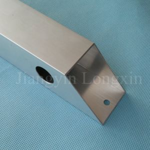 Aluminum/Aluminium Tube Machined pictures & photos