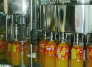 Fruit Juice Processing Plant, Juice Production Line, Concentrated Juice Bottling Machine pictures & photos