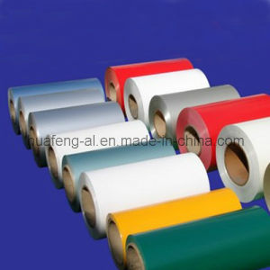 Color Precoated Aluminum Coils for Roofing