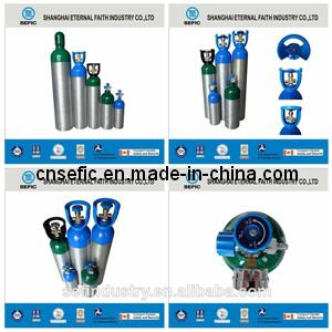 50kg Aluminum Oxygen Cylinder pictures & photos
