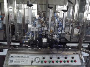 Automatic Liquid Filling+Valve Placing+Crimping Machine (QGQ) pictures & photos