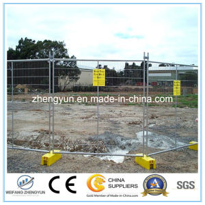 Construction Safety Fence, Temporary Fence, Mesh Panel, Fence Panel pictures & photos