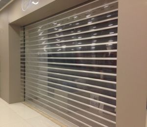 Polycarbonate Rolling Shutter (PC7) pictures & photos