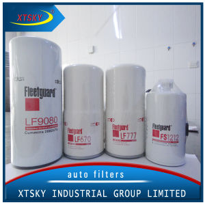 High Quality Auto Oil Filter Manufacturer (LF3325) pictures & photos