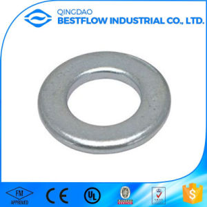Carbon Steel Plain Flat Washer Galvanized pictures & photos
