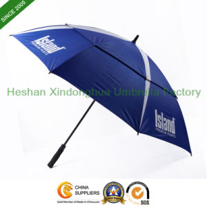 Double Layer Large Golf Umbrella for Advertising (GOL-0027FDA) pictures & photos