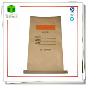 Sewn Open Mouth Bag Seam Paper Bag for Fodder Feed pictures & photos