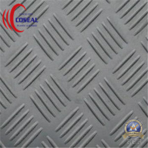 The Black Colors of Nitrile Rubber Sheet for Floor