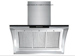 Kitchen Range Hood with Touch Switch CE Approval (G01) pictures & photos