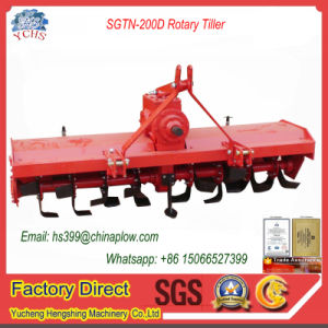 High Quality Middle Gear Transmission Farm Tractor Rotavator Factory Supply pictures & photos