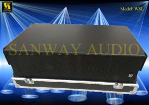 Three Way 15′′ Powerful Line Array (W8L) pictures & photos
