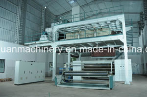 Semi-Automatic Polypropylene Non Woven Fabric Making Machine pictures & photos
