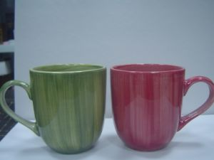 Ceramic Painting Mug (CZJM-A-020) pictures & photos