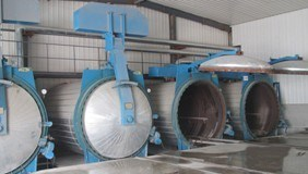 Autoclave for 50000m3-300000m3 Sand AAC Production Line pictures & photos