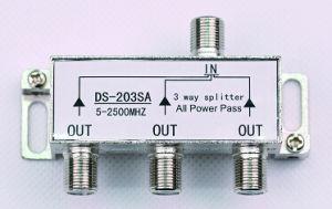 3way 5-2500MHz Smatv Splitter (SHJ-D203SA) pictures & photos