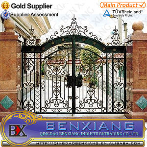 Customized Wrought Iron Gate and Gate pictures & photos