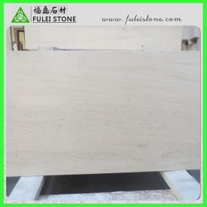 Honed Wall Tile Moca Cream Limestone (FLS-023)
