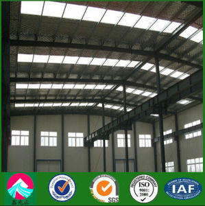 China Suppiler Factory Steel Structure Warehouse/Barn pictures & photos