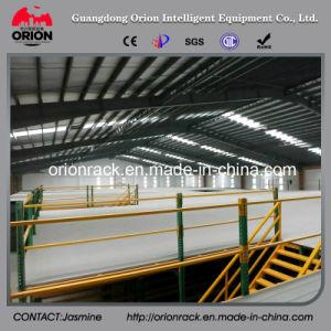 Multi-Layer Warehouse Storage Racking System