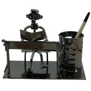OEM Design Pencil Vase Metal Crafts pictures & photos