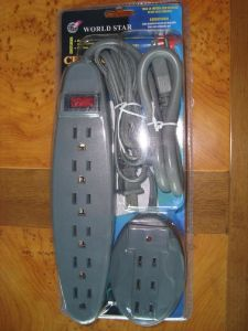 Power Strip Socket (PT-307)