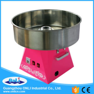 High Quality Automatic Electric Candy Floss Maker Cotton Candy Machine for Sale pictures & photos